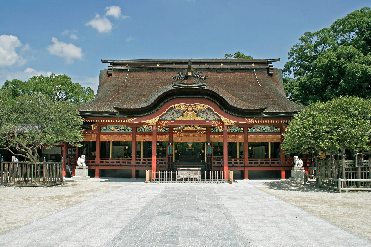 Fukuoka Highlights 1-Day Tour Dazaifu Tenmangu Shrine