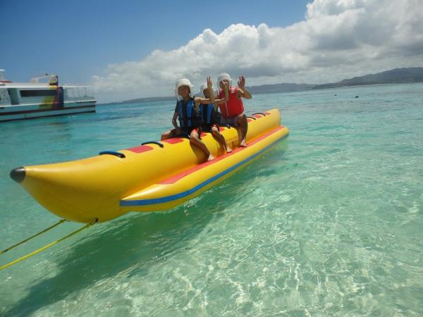 Banana Boat (Photo for illustrative purposes only)